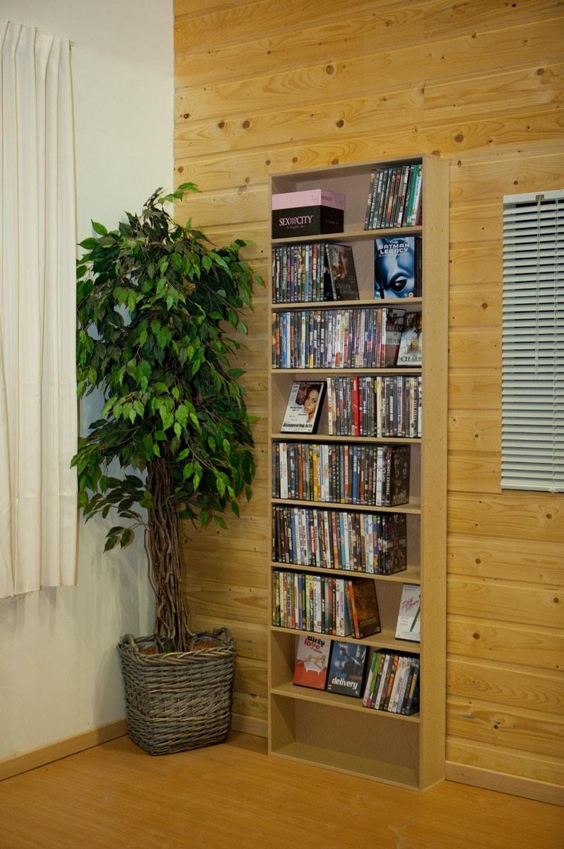 DVD kast van verzamelkasten